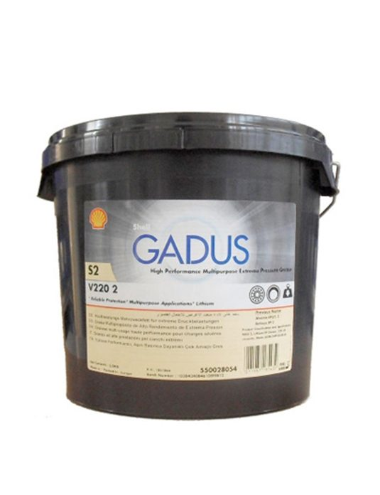Shell Gadus S2 V220 2 - Lubricantes industriales Shell