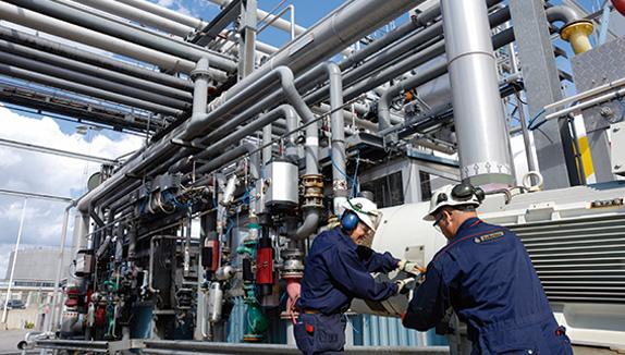 servicios lubricacion industrial
