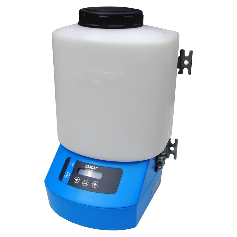 sistema de proyección de aceite CLK